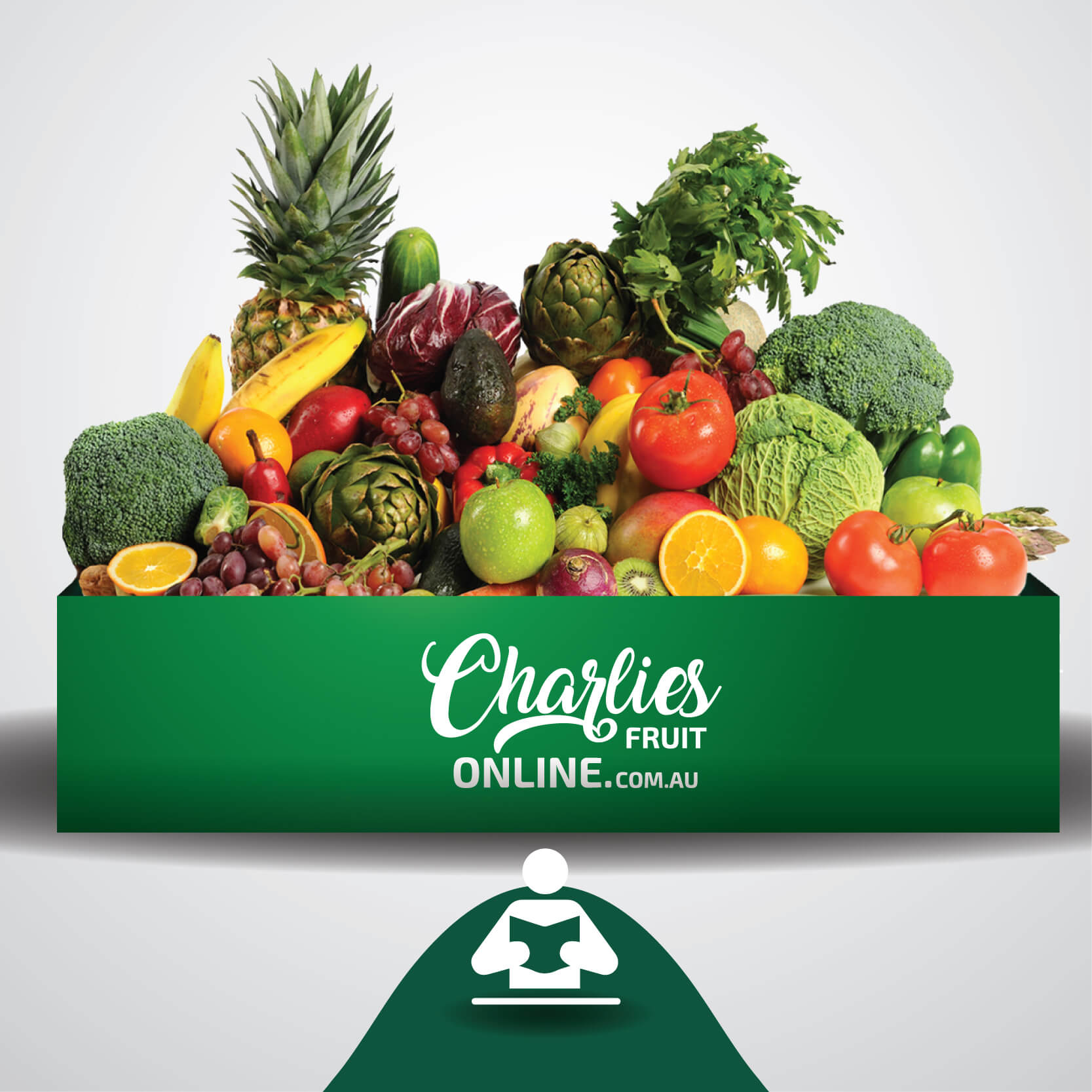 """Charlies Boxes """"Free delivery"""""""